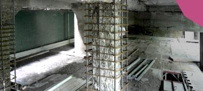 Consolidamenti di strutture